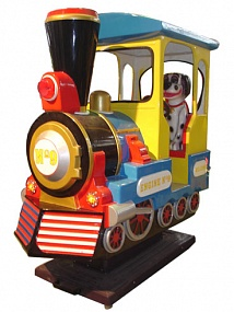 Kiddie Rides Train
